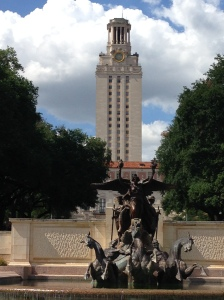 UT Austin, Tower